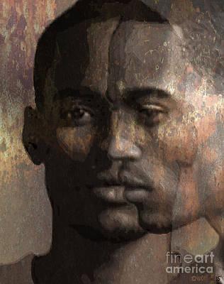 Profile In Bixby Art Print