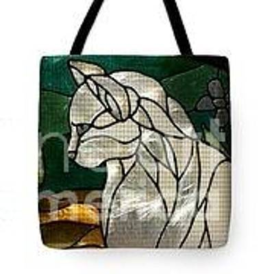 Photograph - Profile Of A Cat Bag by Marie Neder