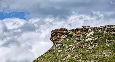 Photograph - Profile Rock by Jon Burch Photography