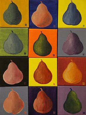 Profusion Of Pears Original by Ngoc Luu