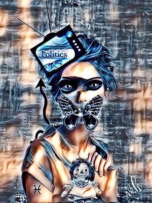 Digital Art - Programmed by Vennie Kocsis