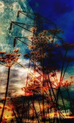 Mixed Media - Progress by YoursByShores Isabella Shores