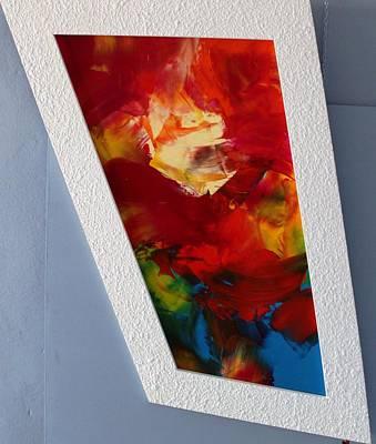 Painting - Progressiv Pop Art 014 by Mario Sergio Calzi