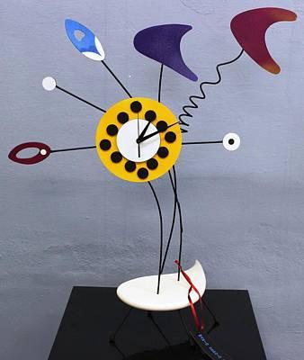 Sculpture - Progressiv Pop Art Msc 005 by Mario Sergio Calzi