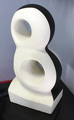 Sculpture - Progressiv Pop Art Msc 006 by Mario Sergio Calzi