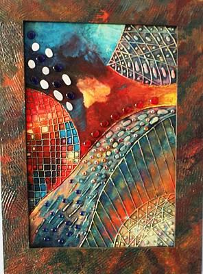 Painting - Progressiv Pop Art Msc 020 by Mario Sergio Calzi
