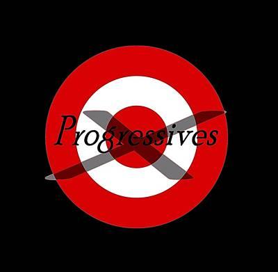 Digital Art - Progressives by  Newwwman