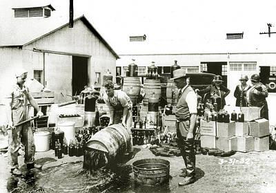 Prohibition Agents Print by Jon Neidert
