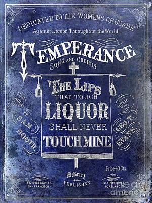 Prohibition Lips Art Print