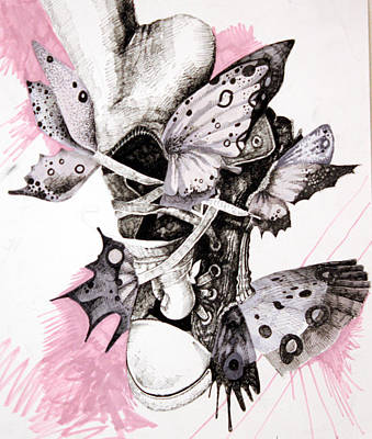 Project Set Me Free Art Print by Beka Burns
