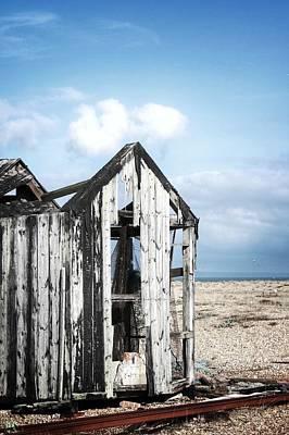Projekt Desolate Safehouse Art Print by Stuart Ellesmere