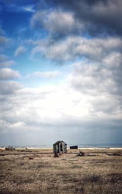 Projekt Desolate The Distance  Art Print by Stuart Ellesmere
