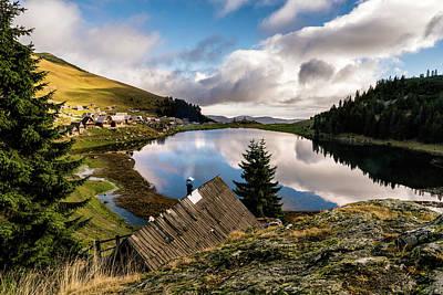 Photograph - Prokosko Lake by Bez Dan