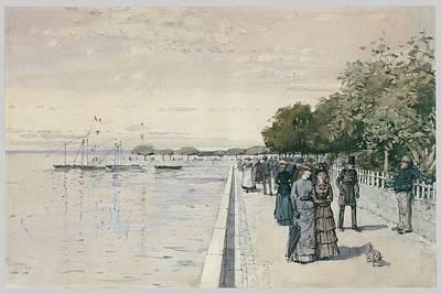 Promenade Original by Childe Hassam