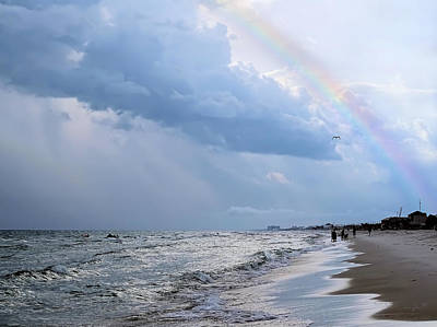 Panama City Beach Photograph - Promise Of A New Day by Theresa Campbell