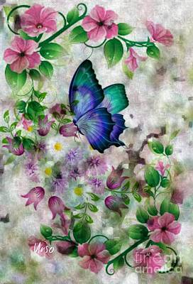 Painting - Promise Of Spring by Maria Urso
