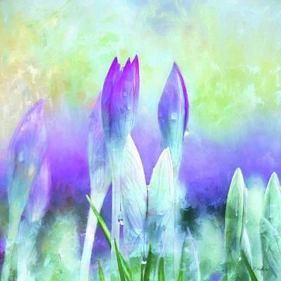 Photograph - Promises Kept - Spring Art by Jordan Blackstone