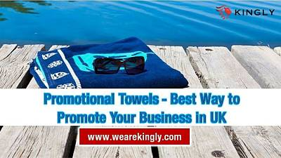 Promotional Towels Uk- Best Way To Promote Your Companies Art Print