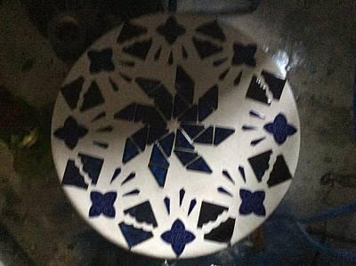 Ceramic Mixed Media - Propeller by Lindsey Landholm