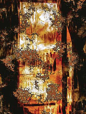 Digital Art - Prophecy by Paula Ayers