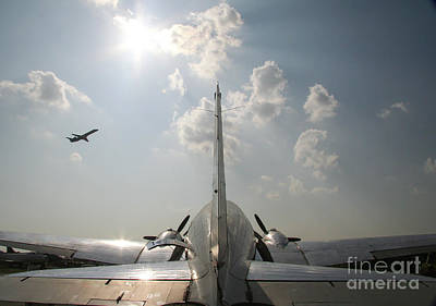 Photograph - Props And Jets by Kevin McCarthy