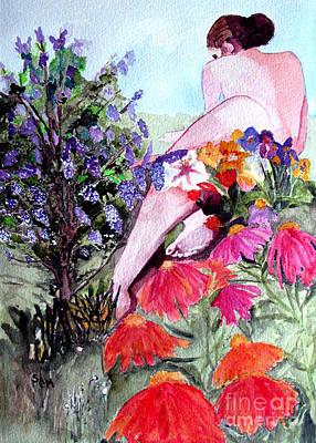Proserpina Rising Art Print