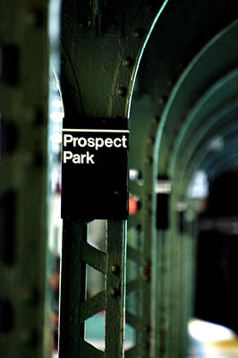 Photograph - Prospect Park by Mirian Hubbard