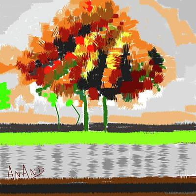 Digital Art - Prosperity by Anand Swaroop Manchiraju