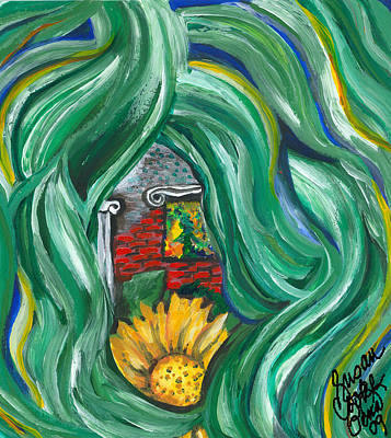 Painting - Prosperity by Susan Cooke Pena