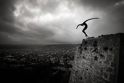 Photograph - Protecting by Alfio Finocchiaro