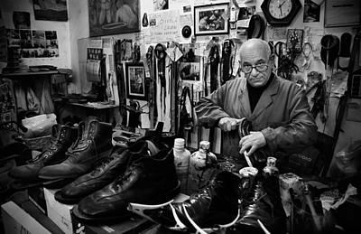 1 Photograph - Proud Of His Craft... by Antonio Grambone