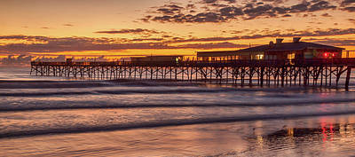 Photograph - Proud Pier by Rob Wilson