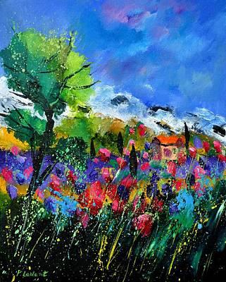 Provence 450170 Art Print by Pol Ledent