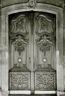 Photograph - Provence Door by Shaun Higson