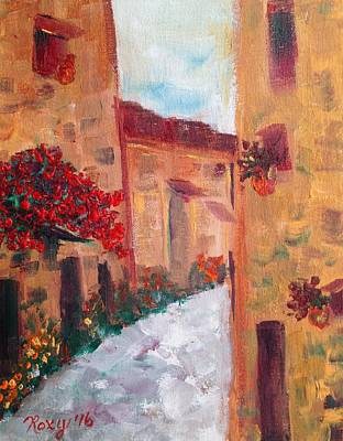 Impressionism Painting - Provence  by Roxy Rich