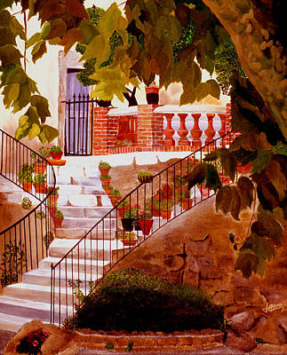 Painting - Provence Two by JoeRay Kelley