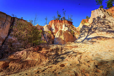 Photograph - Providence Canyon  by Doug Camara