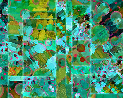 Abstract Nature Digital Art - Providence by Moon Stumpp