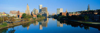 Ri Photograph - Providence, Rhode Island by Panoramic Images