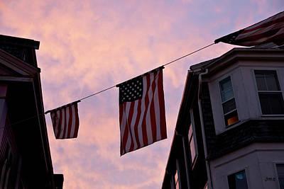 Photograph - Provincetown At Dusk by David Gordon