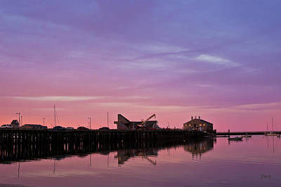 Photograph - Provincetown Harbor I by David Gordon