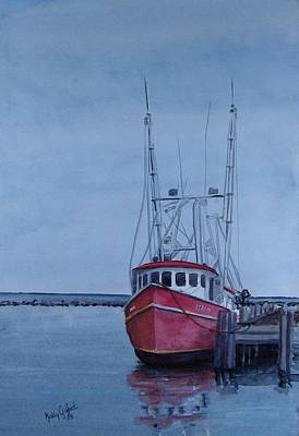 Provincetown Portuguese Art Print by Haldy Gifford