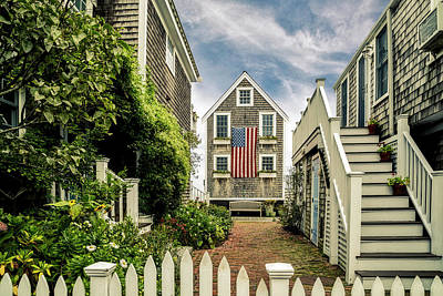 Photograph - Provincetown Summer by Betty Wiley