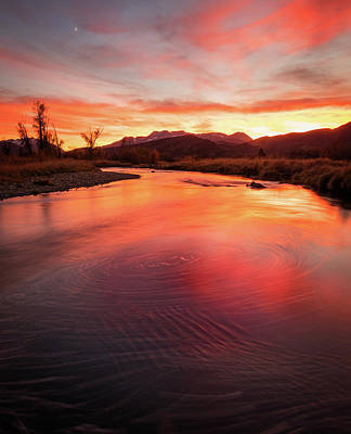 Photograph - Provo River Burner by Johnny Adolphson