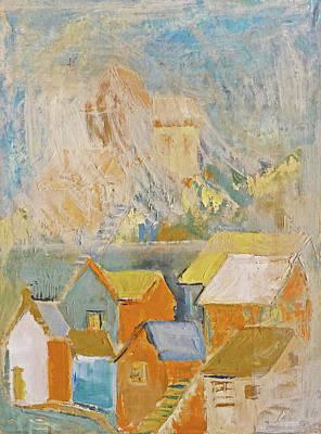Painting - Bodega by Phyllis Hanson Lester