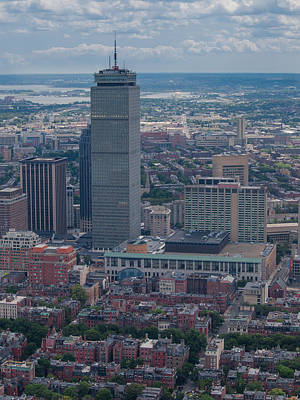 Photograph - Prudential Tower Boston by Joshua House