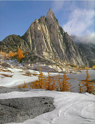Photograph - 204632-prusik Peak  by Ed  Cooper Photography