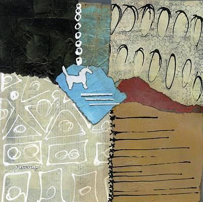 Painting - Przewalski by Sue Furrow