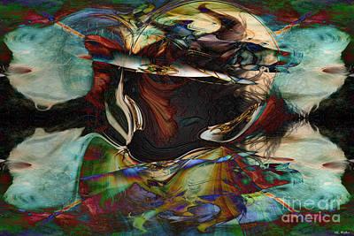 Glass Art - Ps9 by ML Walker