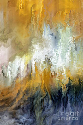 Painting - Psalm 103-12. God Is Not Mad At You by Mark Lawrence